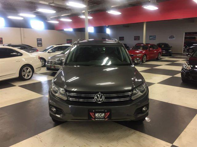 2014 Volkswagen Tiguan 2 Tsi Trendline Auto Ac Hseats Cruise 106k Photo 1