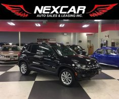 2014 Volkswagen Tiguan 2l Tsi Comfortline Auto Awd Leather Panoroof 66k