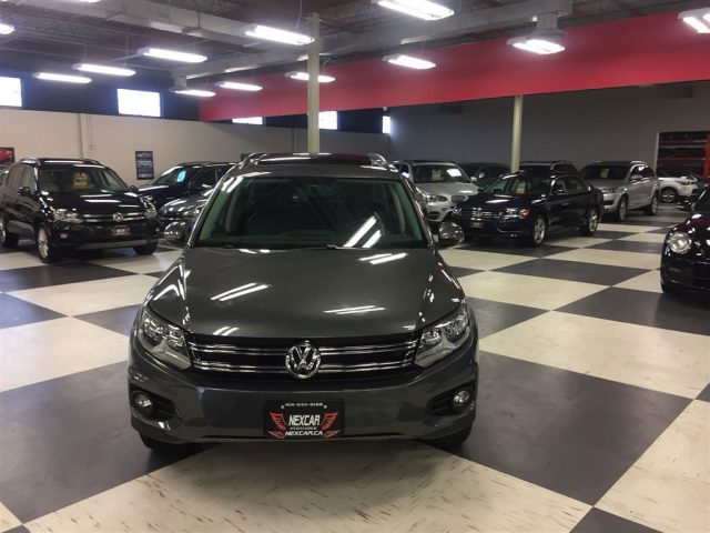 2014 Volkswagen Tiguan 2l Tsi Comfortline Auto Leather Pano Roof 46l Photo 1