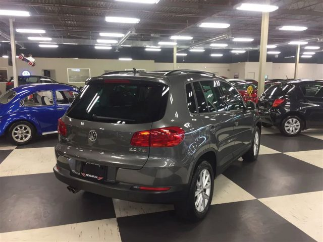 2014 Volkswagen Tiguan 2l Tsi Comfortline Auto Leather Pano Roof 46l Photo 2
