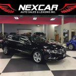 2015 Volkswagen Cc 2t Sportline Auto Navi Leather Backup Camera 90k