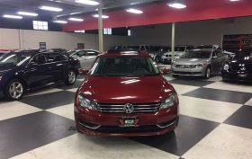 2015 Volkswagen Passat 1 8l Tsi Comfortline Auto Leather Sunroof 91k Photo 1