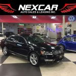 2015 Volkswagen Passat 3 6l Highline Auto Navi Rear Camera Leather 101k