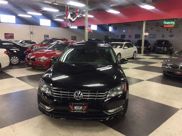 2015 Volkswagen Passat 3 6l Highline Auto Navi Rear Camera Leather 101k Photo 1
