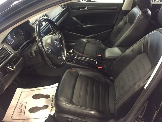 2015 Volkswagen Passat 3 6l Highline Auto Navi Rear Camera Leather 101k Photo 3