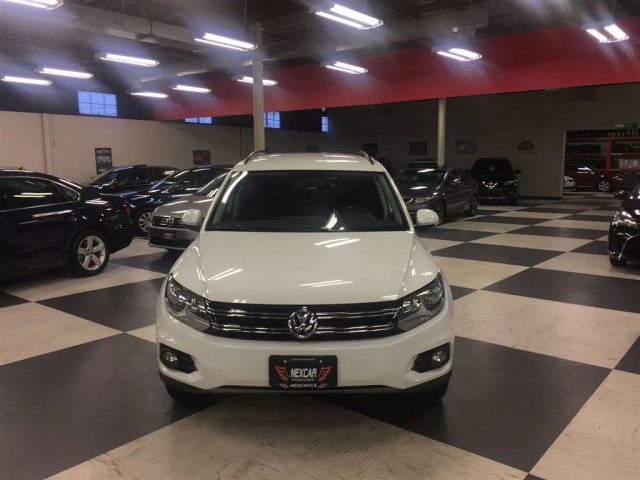 2015 Volkswagen Tiguan 2l Tsi Trendline 4 Motion Auto Backup Camera 108k Photo 1