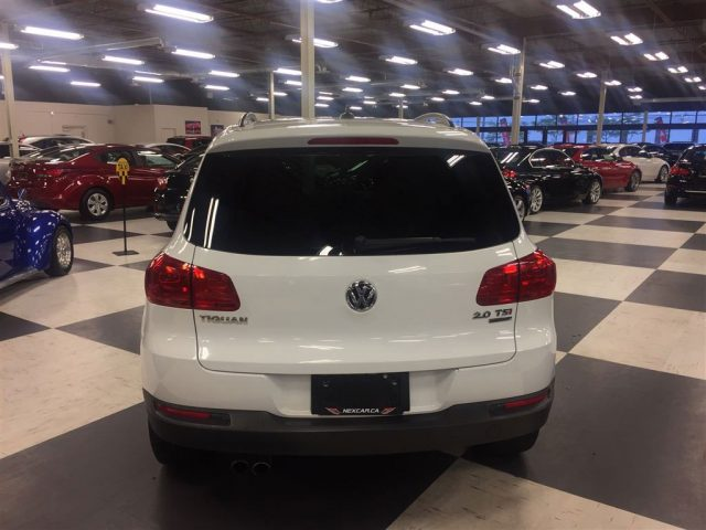 2015 Volkswagen Tiguan 2l Tsi Trendline 4 Motion Auto Backup Camera 108k Photo 2