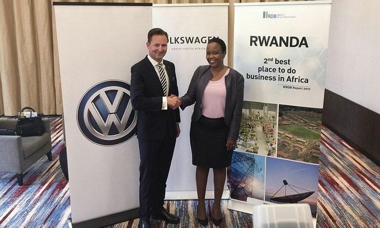 Volkswagen In Rwanda