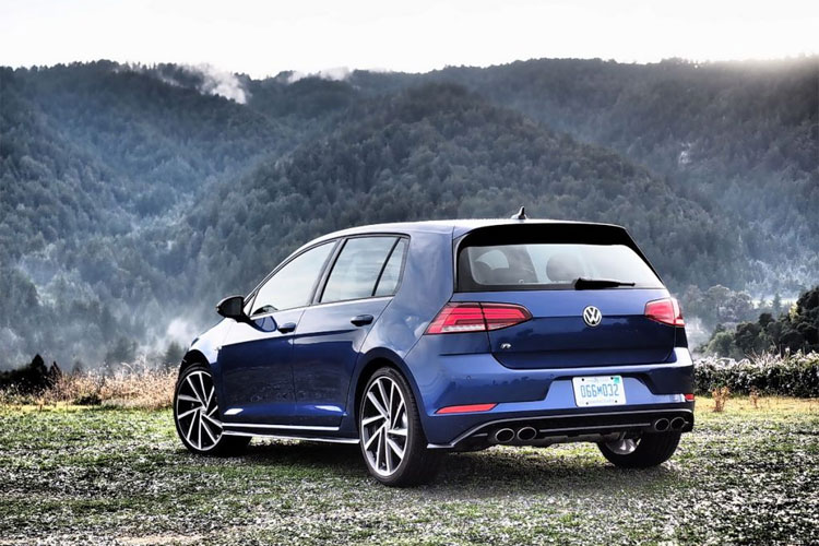 Whats New With The Next Vw Golf R